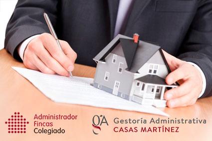 Administrador de Fincas - Gestoría Administrativa Casas Martínez en Palencia